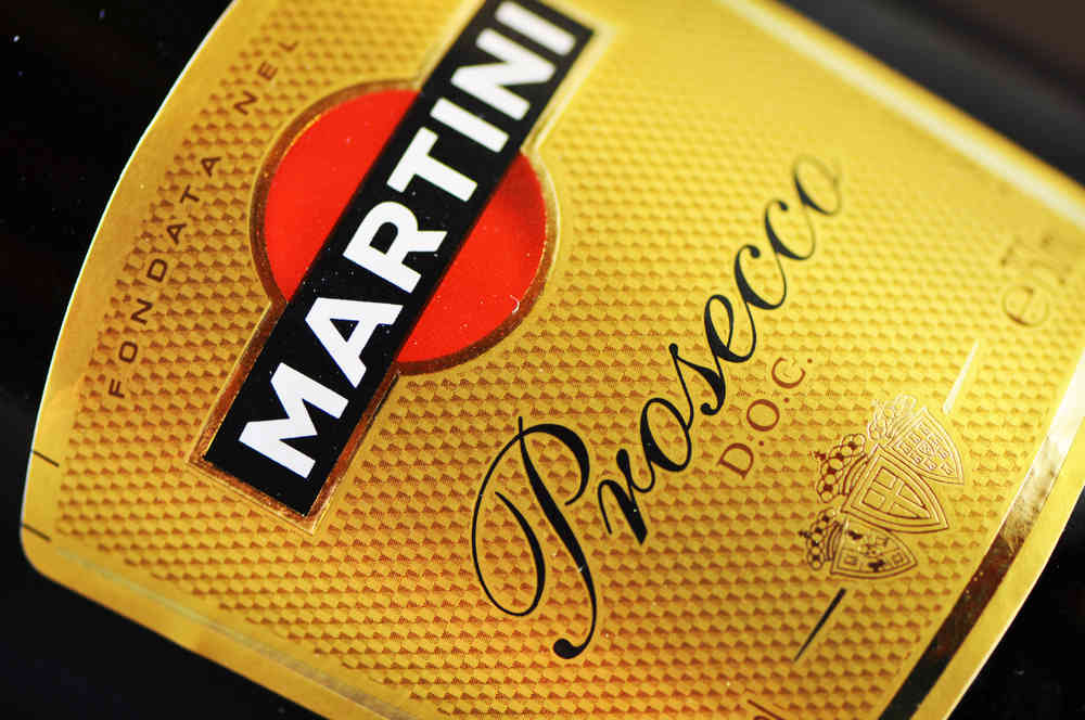 Image result for martini prosecco