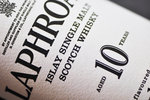 Whisky Laphroaig 10 years 70Cl.