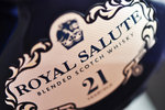 Whisky Royal Salute  21 Anos 70Cl.