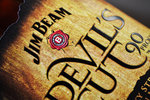 Whisky Jim Beam Devil´S Cut 70Cl. Bourbon