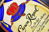 Whisky Crown Royal  1L. C/ Bolsa