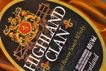 Whisky Highland Clan 70Cl.