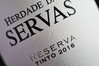 Red Wine Herdade Servas Reserva 75Cl.