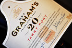 Port Wine Grahams 20 Years Old 75Cl.