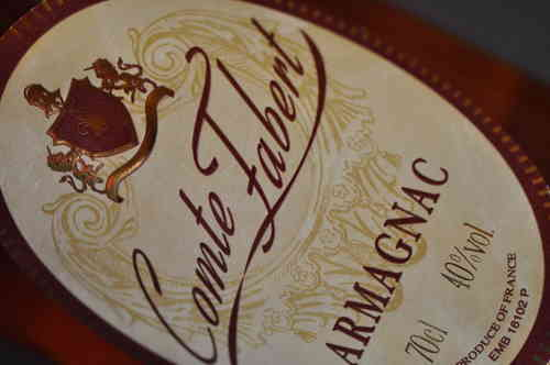 Armagnac Comte Fabert 3 years 70Cl.