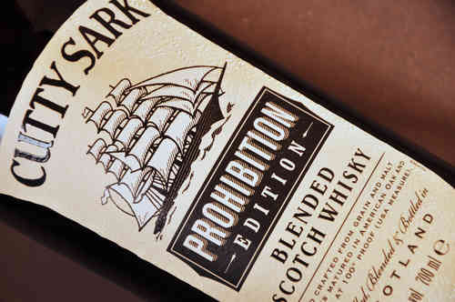 Whisky Cutty Sark Prohibition Edition 70Cl