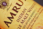 Whisky Amrut Single Malt 70cl.