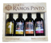 Port Wine Ramos Pinto C/4 Miniatures Cx.Wood