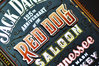 Whisky Jack Daniels Red Dog Saloon 70Cl.