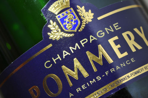 Champanhe Pommery Apanage Brut 75Cl