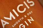 Gin Amicis Smooth & Dry 70Cl