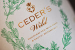 Gin Ceder's Wild Alcohol Free 50Cl